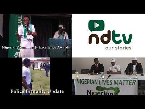 Nigeria Diaspora Television NDTV 9