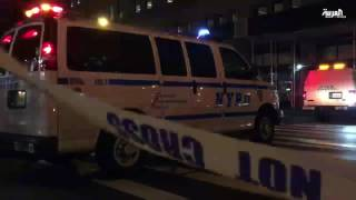 فيديو..اعتقال المتهم بتفجيرات نيويورك ونيوجيرسي