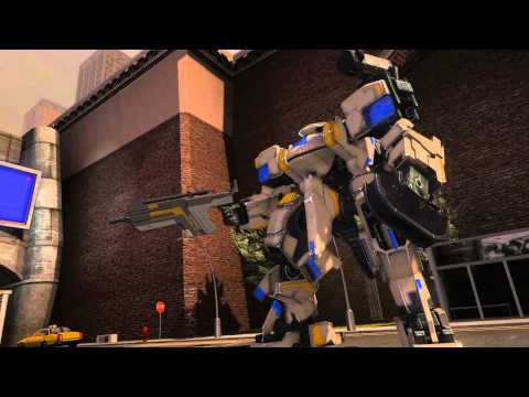 Front Mission Evolved Gameplay