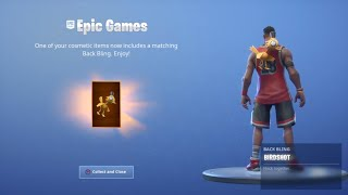 *NEW BACKBLING* Fortnite why????? OG Crackshot out!!