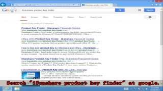 How to Find Windows 8 Product Key for Reinstallation