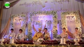 Wyne Su Khine Thein & Okkar Myint Kyu
