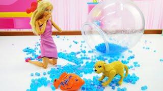 Tutti gli episodi. Una giornata con Barbie e Ken. Video e giochi educativi