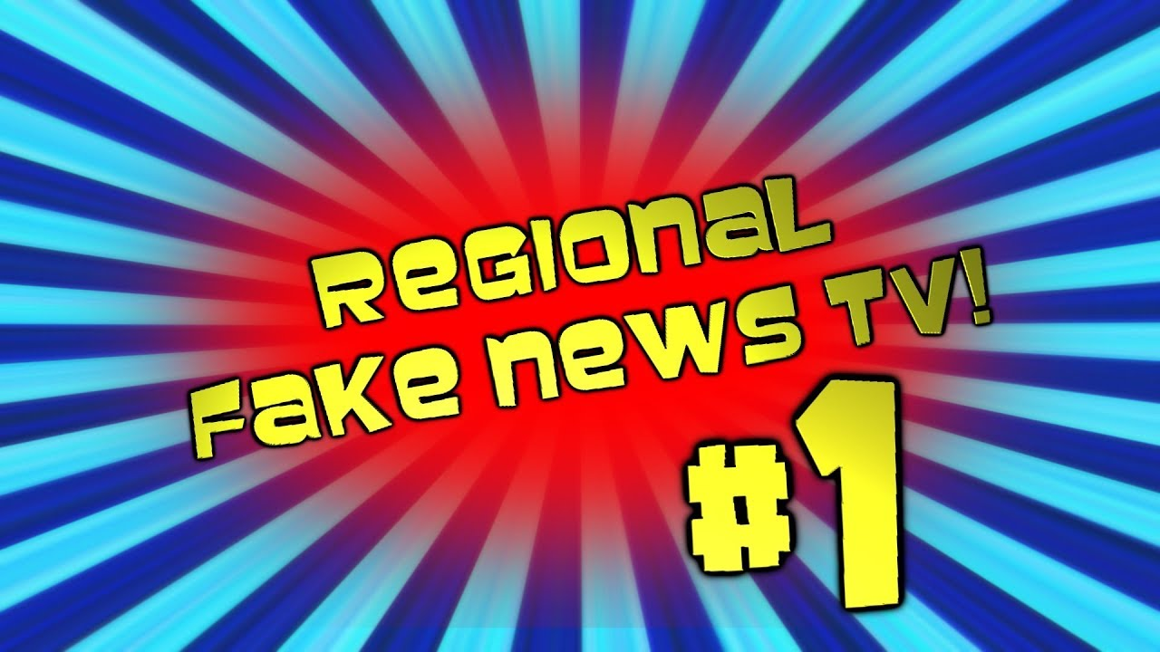 REGIONAL FAKE NEWS #1 (Wybuch szamba) [ChwytakTV]