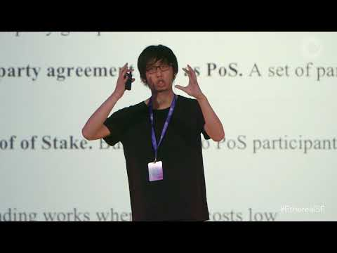 Joseph Poon- Plasma and the Public Ethereum Chain