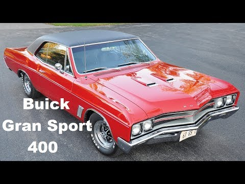 Buick Gran Sport 400 | Review and history of car