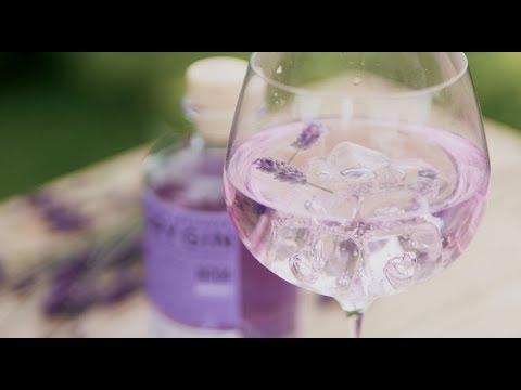 M&S   Find out how we make our amazing colour changing gin...