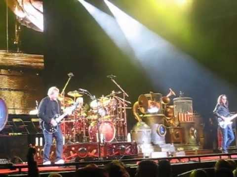 Rush Spirit of Radio Live Farm Bureau Virginia Beach 5/5/13