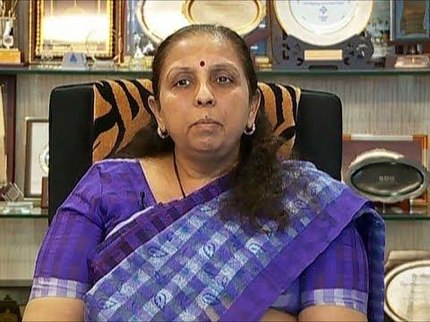 Meet Deena Mehta; Bombay Stock Exchange's first female president