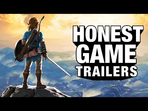 ZELDA: BREATH OF THE WILD (Honest Game Trailers)