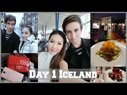 DAY 1 ICELAND: Messy day + What's in my bag? | Angelbirdbb