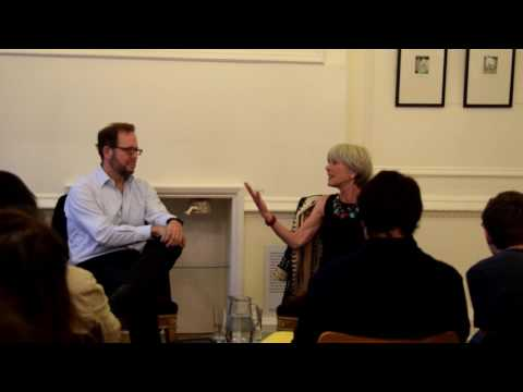 PUTIN COUNTRY: A JOURNEY INTO THE REAL RUSSIA: TALK WITH ANNE GARRELS