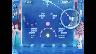 Frozen Free Fall 2 - Walkthrough Level 105