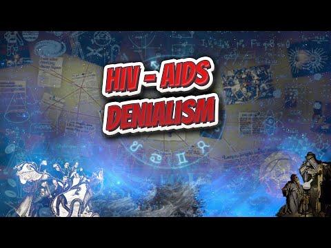 HIV   AIDS denialism - Conspiracies & PseudoScience ✅💡😬💬⁉️