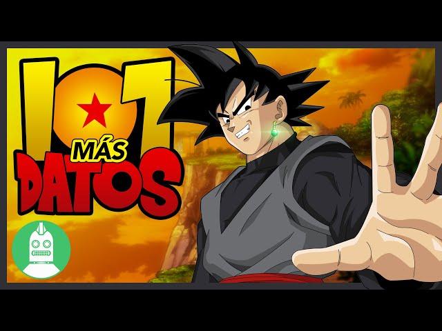 107 MÁS Datos de 'Dragon Ball Super' que DEBES saber (Atómico #276) en Átomo Network
