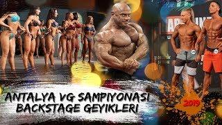 İFBB Türkiye Vücut Geliştirme Şampiyonası Geyikleri