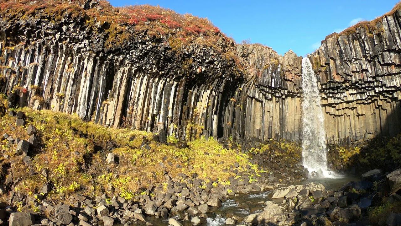 Island 2018 - Tag 06 - der Svartifoss
