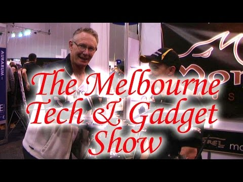 The Typhoon H at The Melbourne, Australia Tech & Gadget Show.