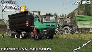 New fields & spreading lime   Animals on Felsbrunn Seasons   Farming Simulator 19   Episode 120