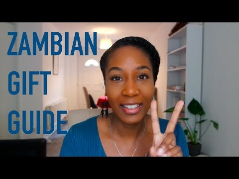 ZAMBIAN BUSINESSES GIFT GUIDE