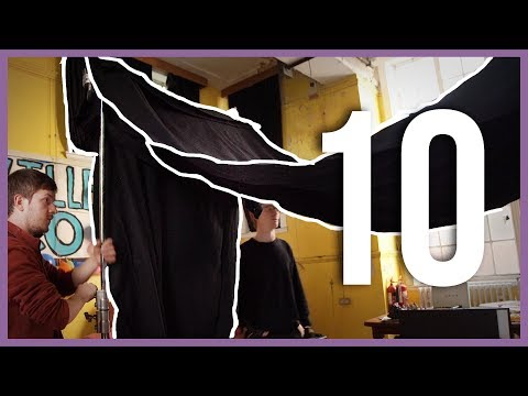 10 Ways to use Blackout Curtains for Filmmaking | The Film Look