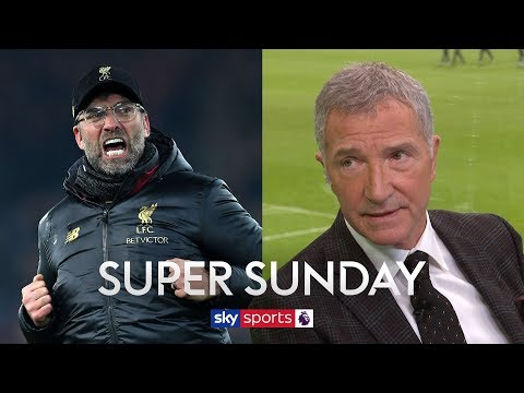 Are Liverpool favourites to win the Premier League due to Man City's fixture list? | Super Sunday