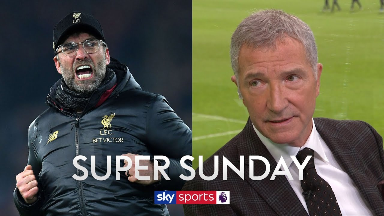 Are Liverpool favourites to win the Premier League due to Man City's fixture list?   Super Sund