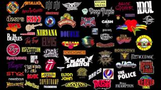 Classic Rock Mash Up (Rock The Night