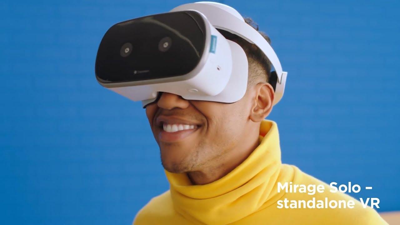 69c38d49f الواقع الافتراضي: أول نظارة مستقلة تعتمد على منصة «جوجل داي ريم ...