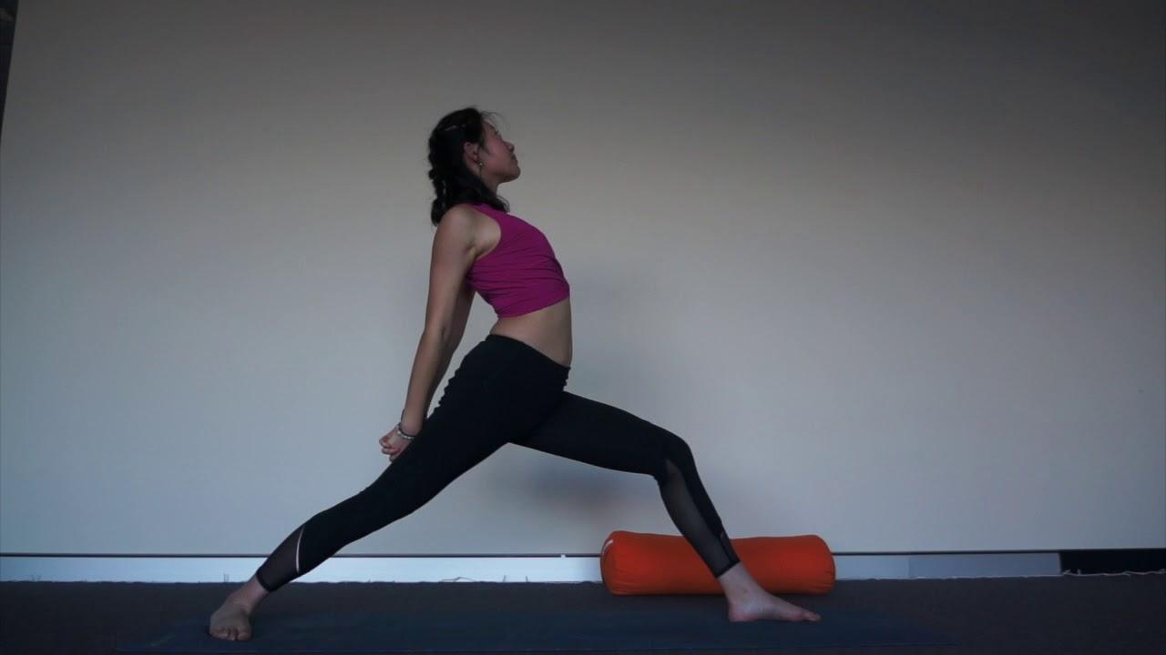 20-Minute Vin-Yin Yoga Class
