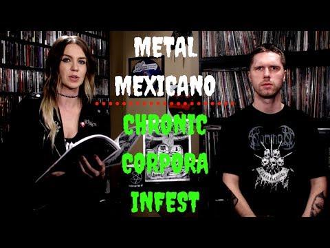 Metal Mexicano - Chronic Corpora Infest
