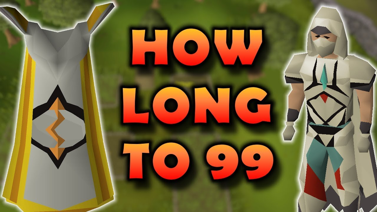 OSRS] 99 Runecrafting With Only Air Runes ? | How Long To 99 ep2