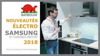 SAMSUNG Electroménagers connectés :  le futur est en marche !