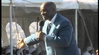 TACC Chief Apostle C Nongqunga 2011 - Jesus the Son of Man and Jesus Christ the Son of God