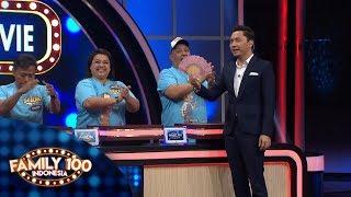 Pakai batu akik, dapat Extra Cash 2 Juta! - PART 3 - Family 100 Indonesia