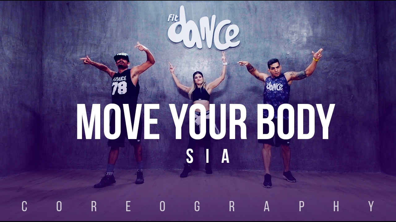 move your body sia choreography fitdance life doovi. Black Bedroom Furniture Sets. Home Design Ideas