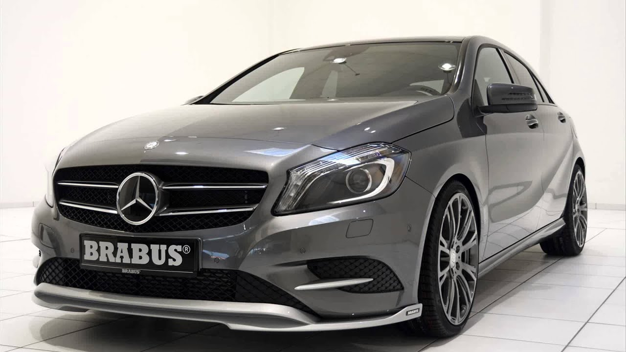 mercedes benz a class w176 tuning cars youtube. Black Bedroom Furniture Sets. Home Design Ideas