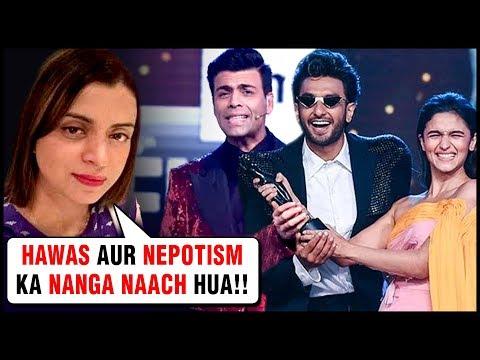 Filmfare Awards 2020 | Rangoli Chandel INSULTS Alia Bhatt, Ananya Panday, Karan Johar, Ranveer Singh