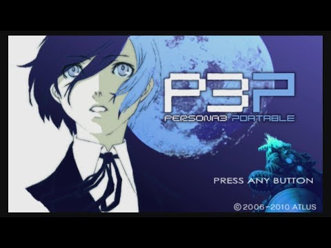 Persona 3 Portable Let's Play/Playthrough #9 Making An Unbreakable Bond With Kazushi