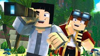 A NEW MEMBER!? | Minecraft Legends - Roleplay SMP (Episode 5)