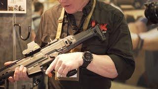 HECKLER & KOCH HK433 – Der G36-Nachfolger (Preview) (HD)