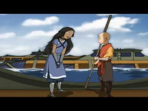 At The Beginning // Aang & Katara