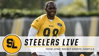 Injury Update, Scouting Report on Steelers Live | Pittsburgh Steelers