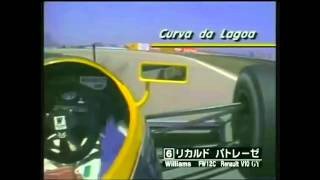 GP Brasil 1989 - Largada