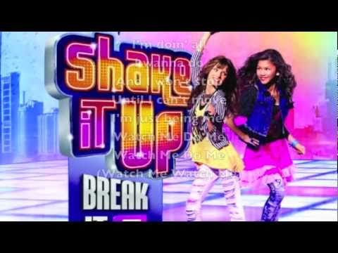 Watch Me [Audio + Lyrics] Performed By Bella Thorne & Zendaya
