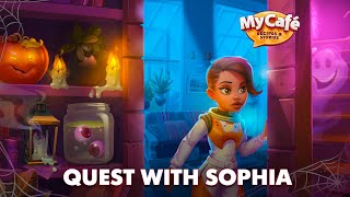 My Cafe: Halloween Quest