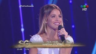 Martina Stoessel en Susana Giménez 17-12-2014 Full HD ***Completo***