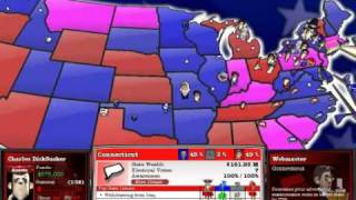 Let's Play The Political Machine 2008 - Part 6