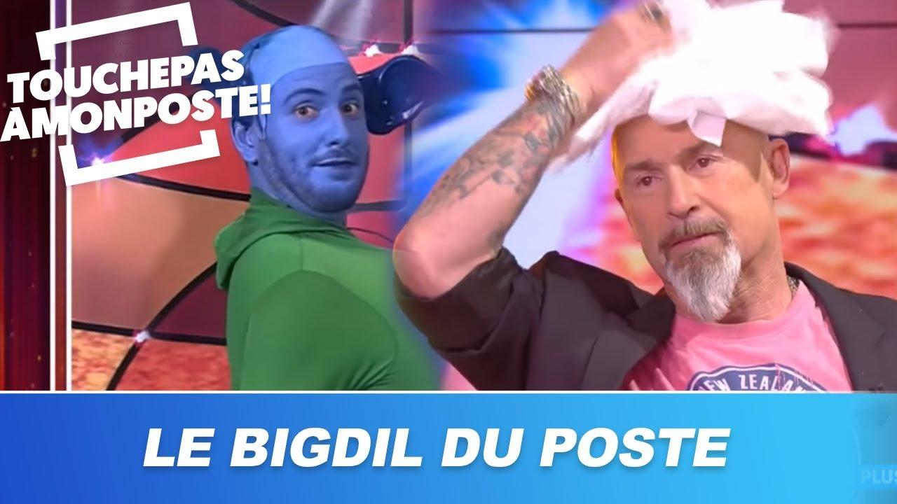 Le Bigdil du poste avec Vincent Lagaf' !