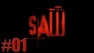 Saw: The Videogame - Gameplay ITA - Walkthrough #01 - Vivere o morire... fa